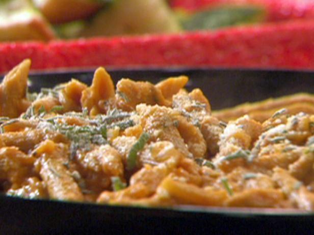 Penne-Wise Pumpkin Pasta | Recipe
