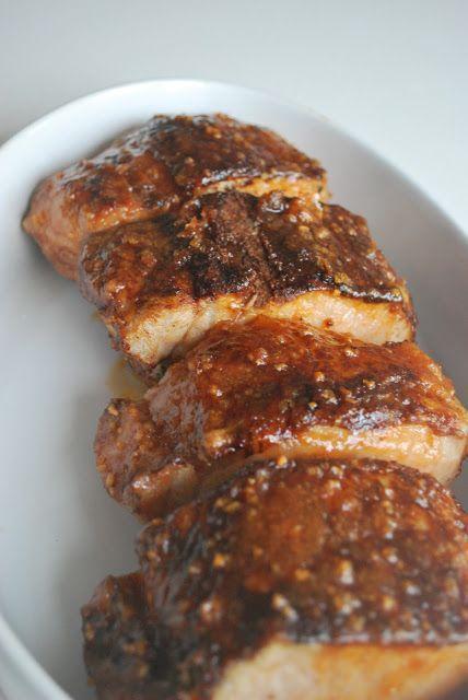 Brown Sugar Spiced Pork Tenderloin Rub | Good Eats! | Pinterest