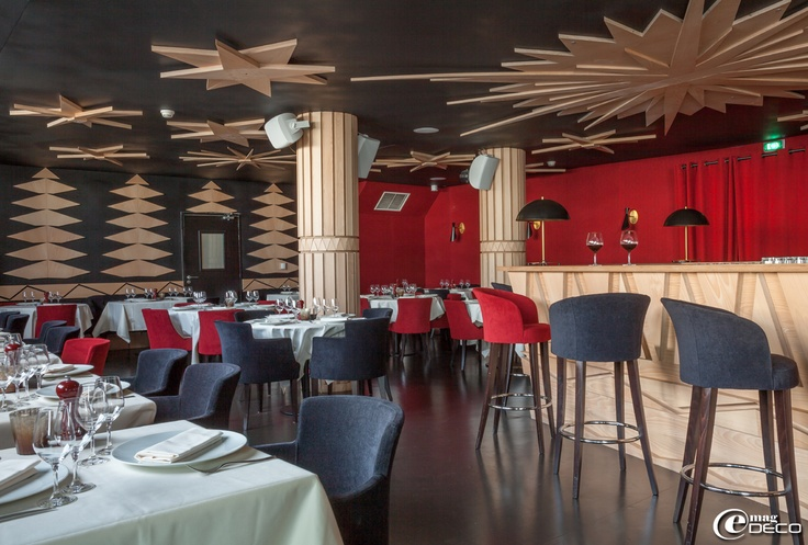 Pin by tuevy on home creative wall pinterest for Mobilier salle a diner