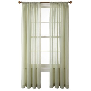 16 white sheers jc penney may pinterest