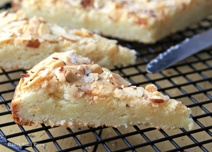 Almond Torte Recipe — Dishmaps