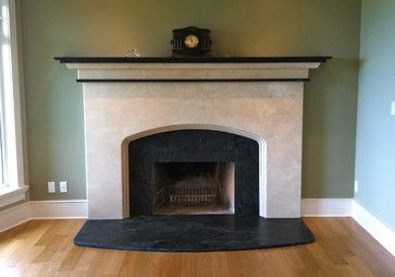 soapstone mantle - Google Search | Country Dream house | Pinterest