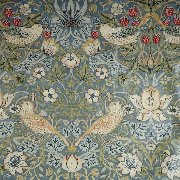 William Morris Strawberry Thief Patterns Pinterest