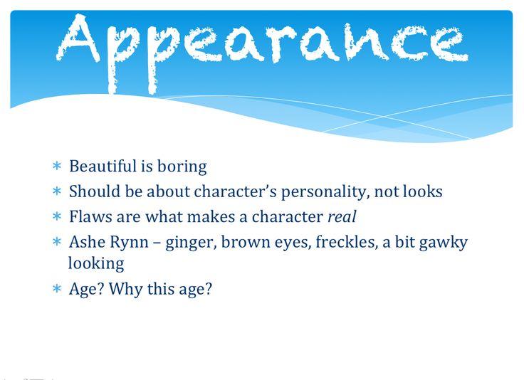 Writing Character Graphic Organizer
