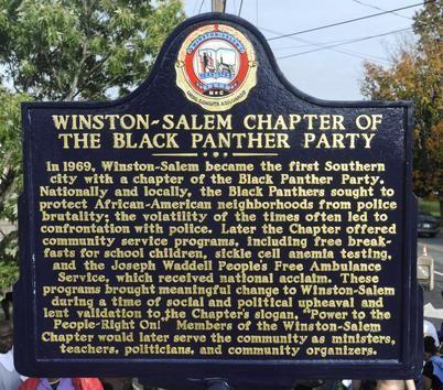 winston salem parties