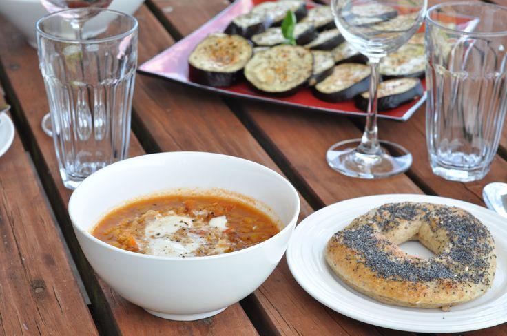 red lentil & smoked paprika soup | Soup | Pinterest