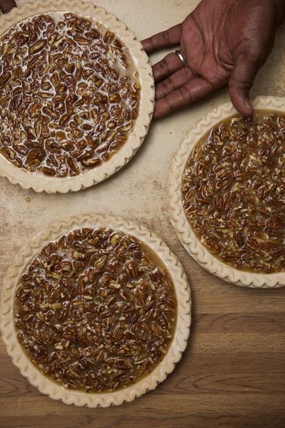 Southern Classic: Pecan Pie Image via: Garden and Gun