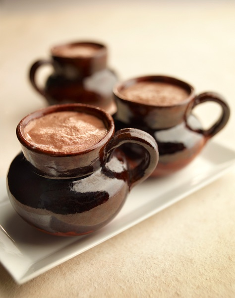 mexican chocolate pots de creme mexican chocolate shake with chipotle ...