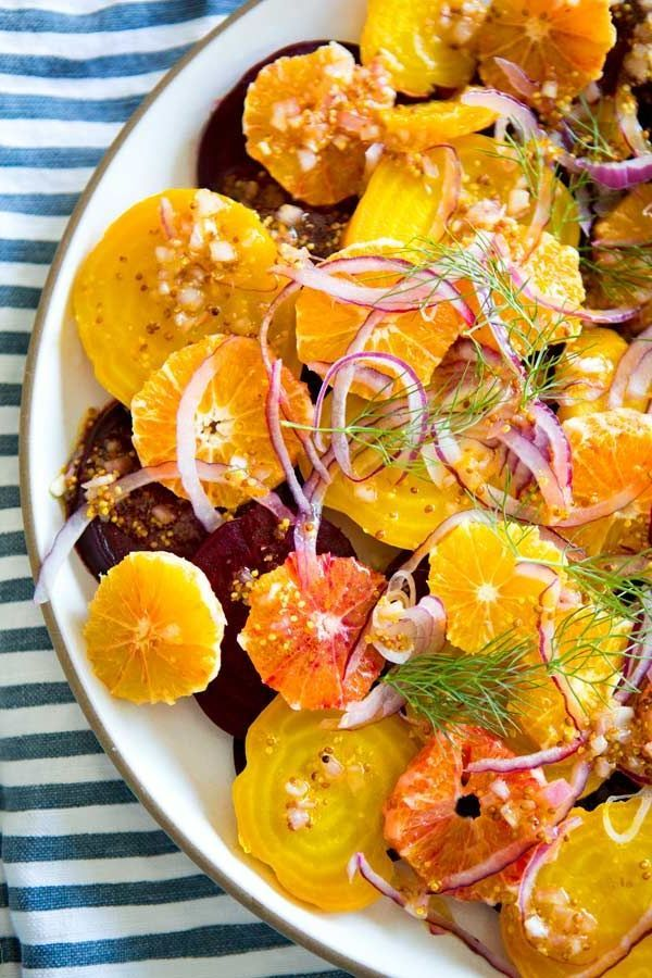 beet salad tangy apple and beet salad salad beet strawberry and orange ...