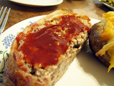 Meat Loaf with Brown Sugar-Ketchup Glaze from The New Best Recipe ...