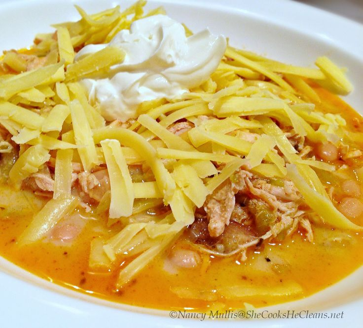 Chicken Green Chile Stew | Soup | Pinterest