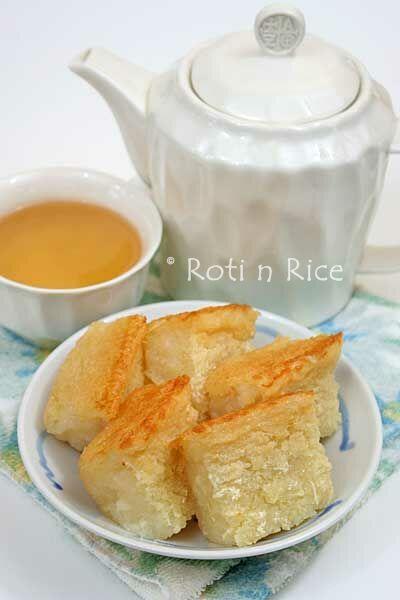 Tapioca Cake (Kuih Bingka) | Recipe