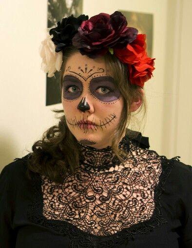 ... .facebook.com/HermosaYCatrina | Dia de los Muertos/ Catrinas | Pin
