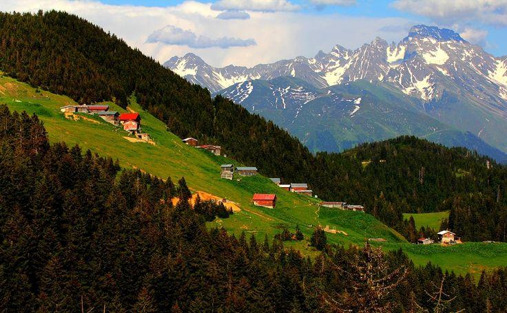 Rize Turkey  city photos gallery : Kackar mountains Rize Turkey | Turkey | Pinterest