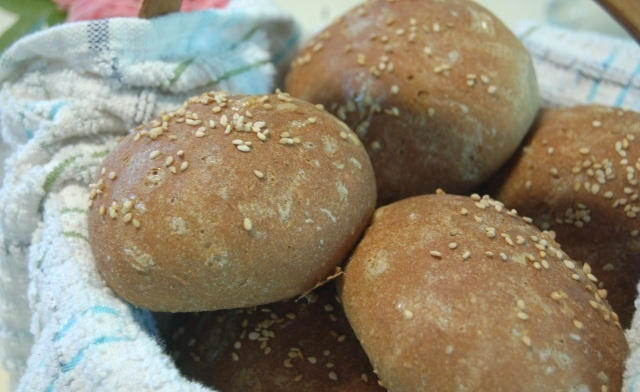 Gluten Free - DINNER ROLLS | Grind Wheat, Make Bread - Kitchen is the ...