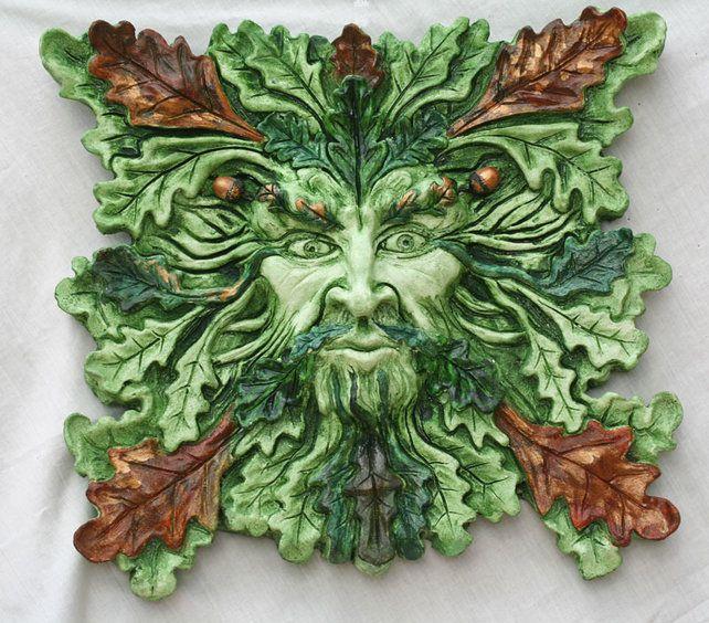 Green Man - Duir Very ...