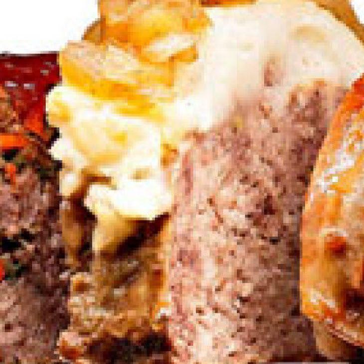 pork and potato meatloaf recipes dishmaps pork and potato meatloaf ...