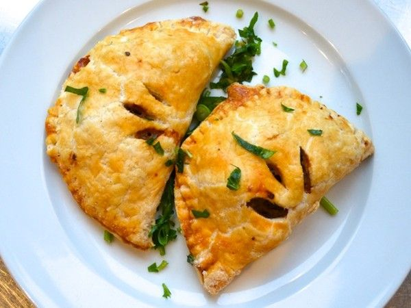 Beef and stilton pasty from Serious Eats | Yummy things | Pinterest