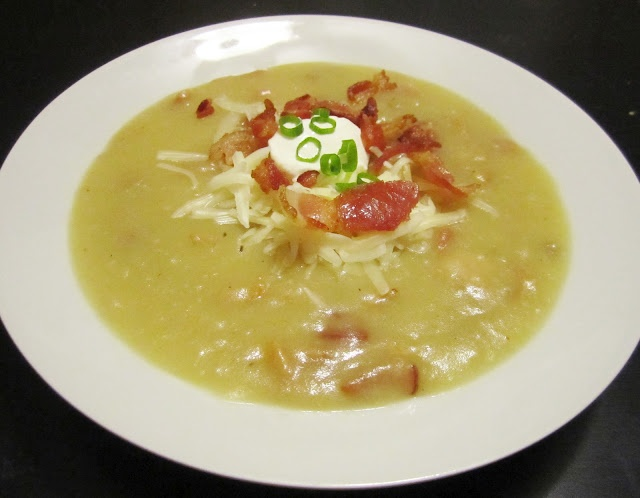 Potato Bacon Soup | Soups | Pinterest