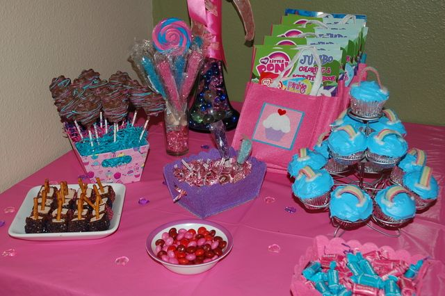 ... of 25 my little pony birthday myra s 3rd birthday bash catch my party