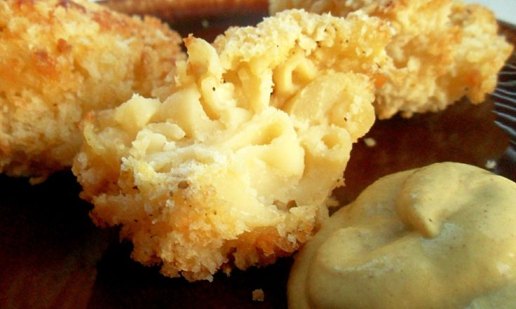 Baked Macaroni and Cheese Balls (Cooking to Perfection). Ingredients ...