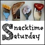 Snacktime Saturday Linky party - healthy & nutritious & FUN snacks for your families!