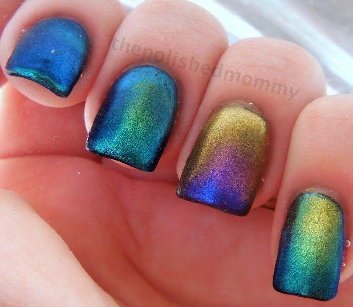nail polish | Iridescent/Duochrome