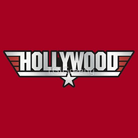 Gun T Shirts >> Top Gun Hollywood   T-Shirt