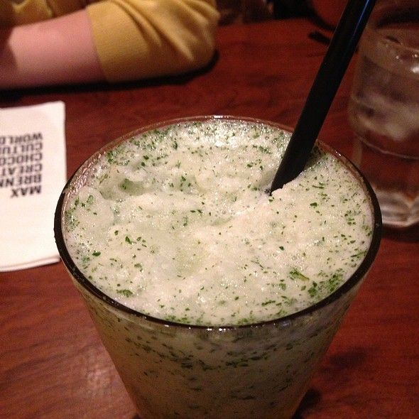 Lemon And Mint Granita @ Max Brenner | Dining Out: New England | Pin ...