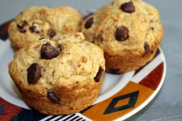 Best Chocolate Chip Muffins Ever | CUP CAKES & MUFFINS | Pinterest