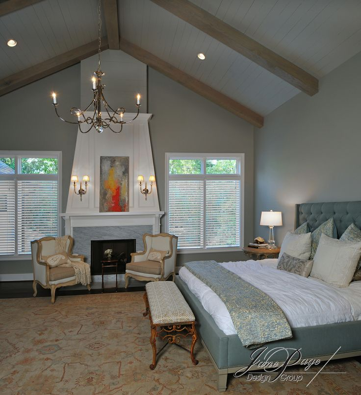 Donna's Blog: It's All About the Details: Cathedral Ceilings