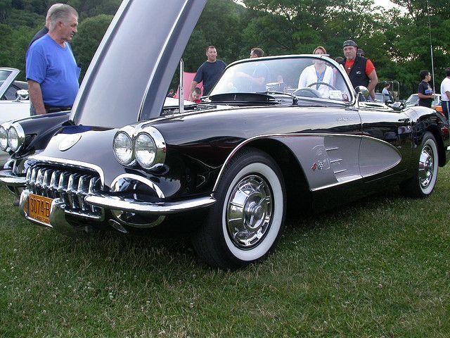 Corvette 1950 I Love The 50 S Pinterest