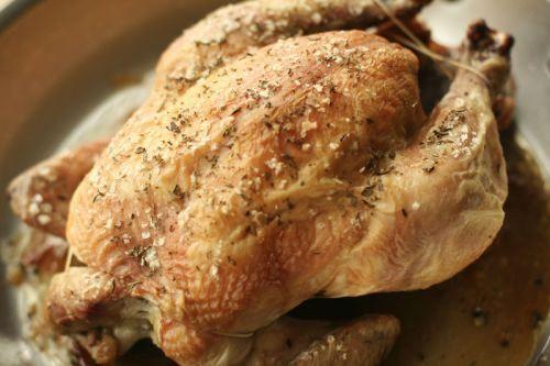 Thomas Keller Roast Chicken   Savory   Pinterest