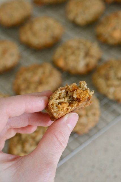 Oatmeal Butterscotch Cookies | Cookies | Pinterest