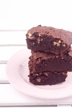 Best Chewy Brownies with Monk Fruit in the Raw