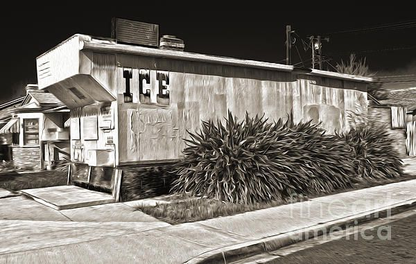 Old Chino Ice House | Gregory Dyer | My Art | Pinterest: pinterest.com/pin/172684966934453843