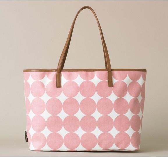 dots petal madison diaper bag diaper bag accessories by dwellstudio