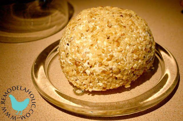 herb cheese ball recipe yummly feta cheese ball recipe yummly mixed ...