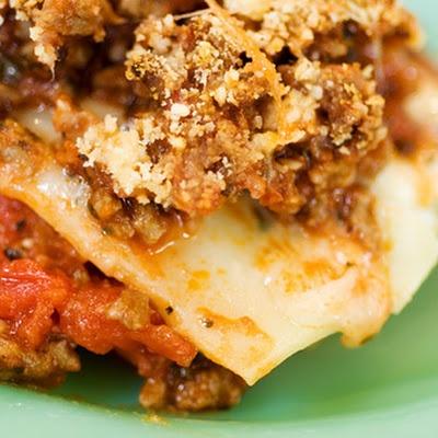 The Pioneer Womans Best Lasagna Ever | Ree Drummond: The Pioneer Woma ...