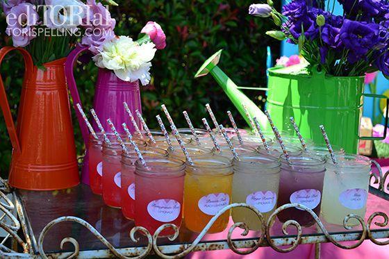 limeade buggy s blue raspberry lemonade and lavender plum lemonade ...