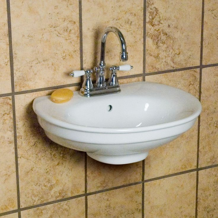 Wall Mount Bathroom Sinks with Wall Mount Bathroom Sinks also Sinks ...