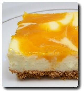 Apricot Cheesecake Bars | Yummy!!! | Pinterest
