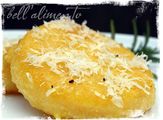 "... ) - goes with ""Grilled Polenta Cake with Bruschetta Topping"" re..."