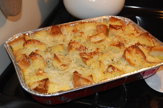 Smoked Salmon And Bagel Breakfast Casserole Recipe — Dishmaps