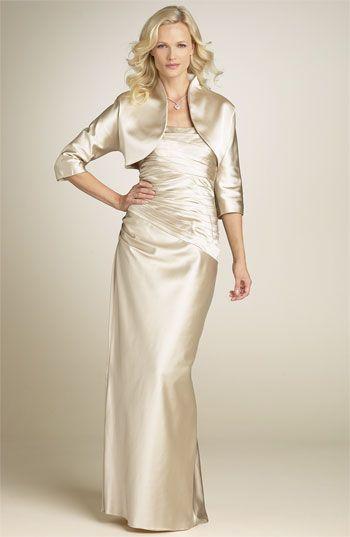 Primary Sponsor Dress In Champagne