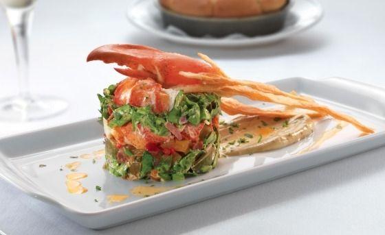 Lobster Mango Salad | FOOD | Pinterest