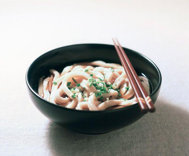 Homemade udon noodle | Food pix | Pinterest