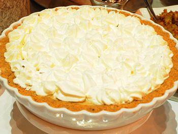 Pumpkin Chiffon Pie Recipe - Cristina Ferrare's Cooking Class Video ...