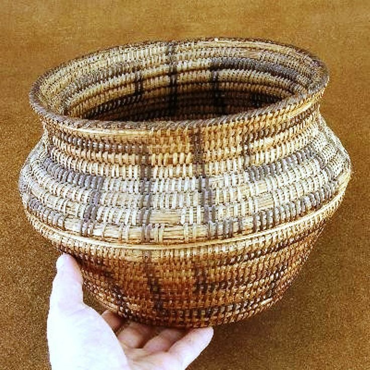 Basket Weaving Tribes : Pin by pam r on native american baskets