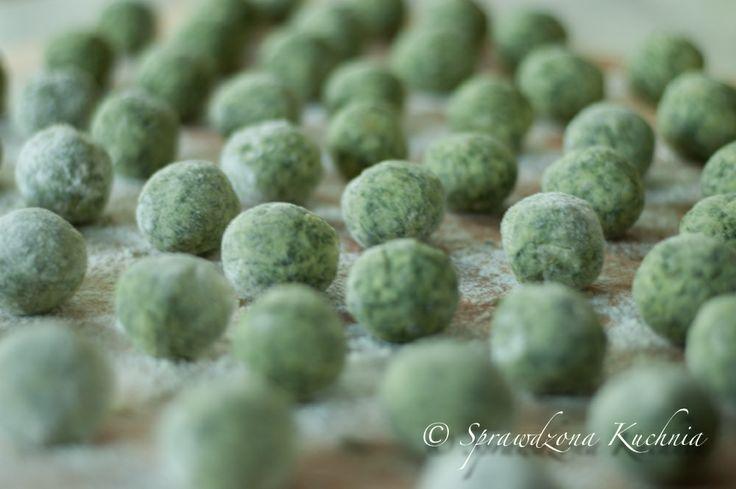 Spinach and Ricotta Gnocchi | Pasta - Quiche - Tart - Dumplings | Pin ...